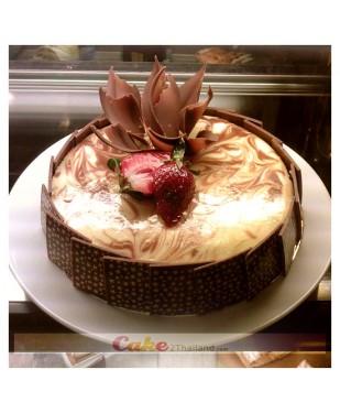 เค้ก มาร์เบิ้ลชีสเค้ก
